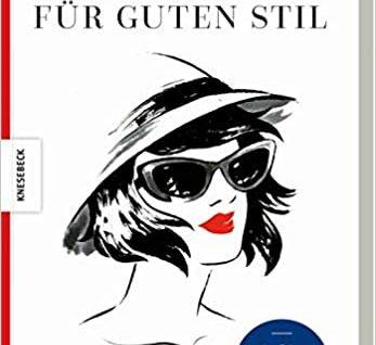 """Cover Susanne Ackstaller: """"Die beste Zeit für guten Stil"""""""